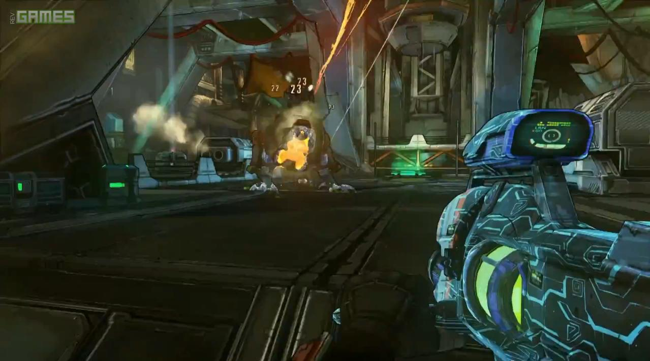 Borderlands: The Pre-Sequel Allows You To Inspect Your Co-Op