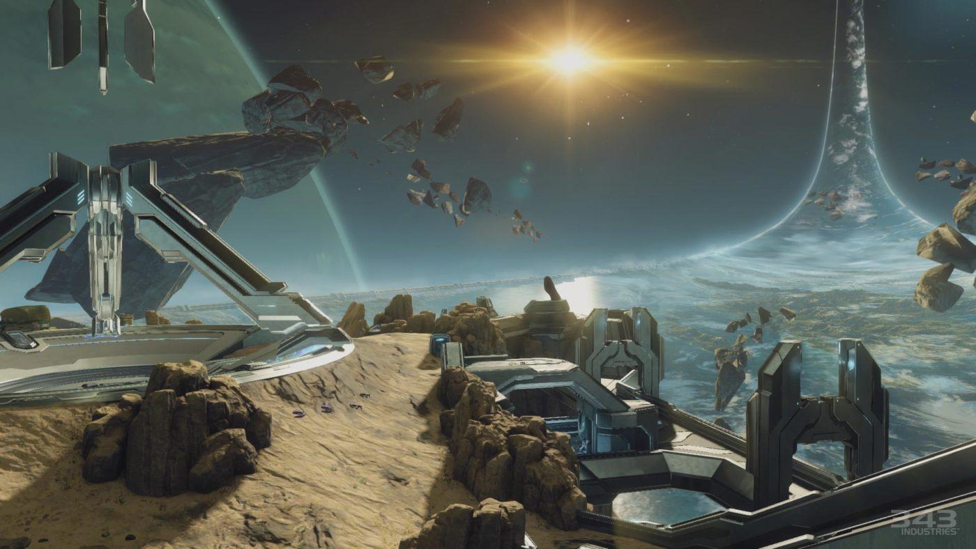 35 Screens of Halo 2: Anniversary - MP1st