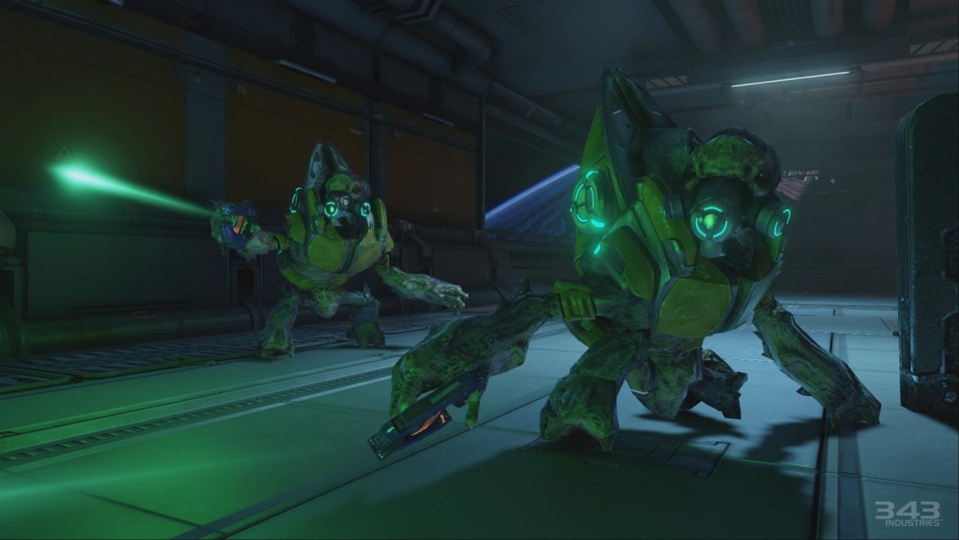 35 Screens of Halo 2: Anniversary - MP1st
