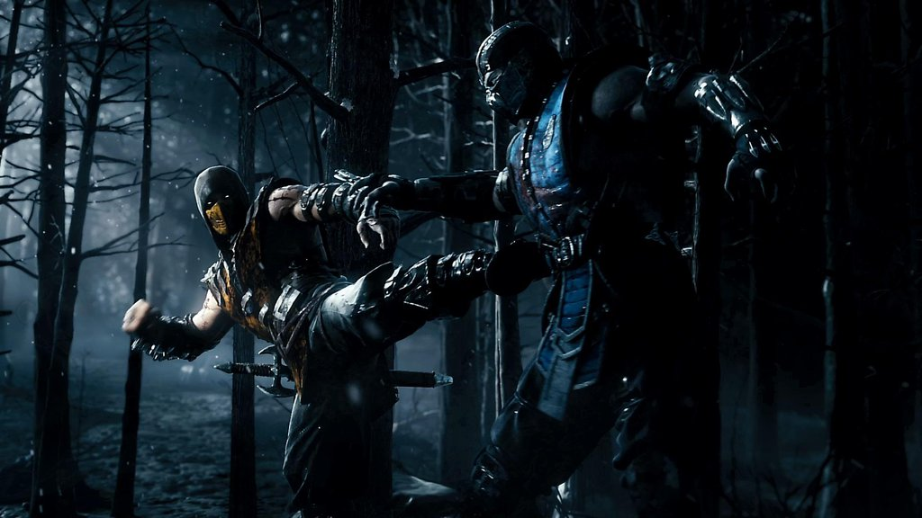 Mortal Kombat X Gameplay Reveal Analysis Three Different
