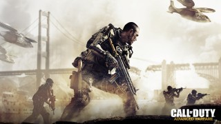 "New Call of Duty: Advanced Warfare Live Action Trailer, ""Discover Your Power"""