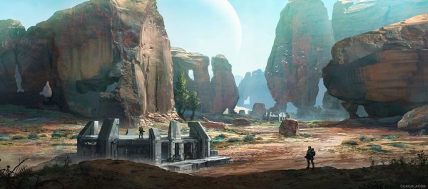 , Halo: The Master Chief Collection Gets a New Trailer, New Halo 2 Anniversary Details, MP1st, MP1st