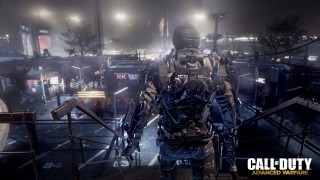 Call of Duty: Advanced Warfare Multiplayer World Reveal is Happening August, Catch 5 Seconds of Multiplayer