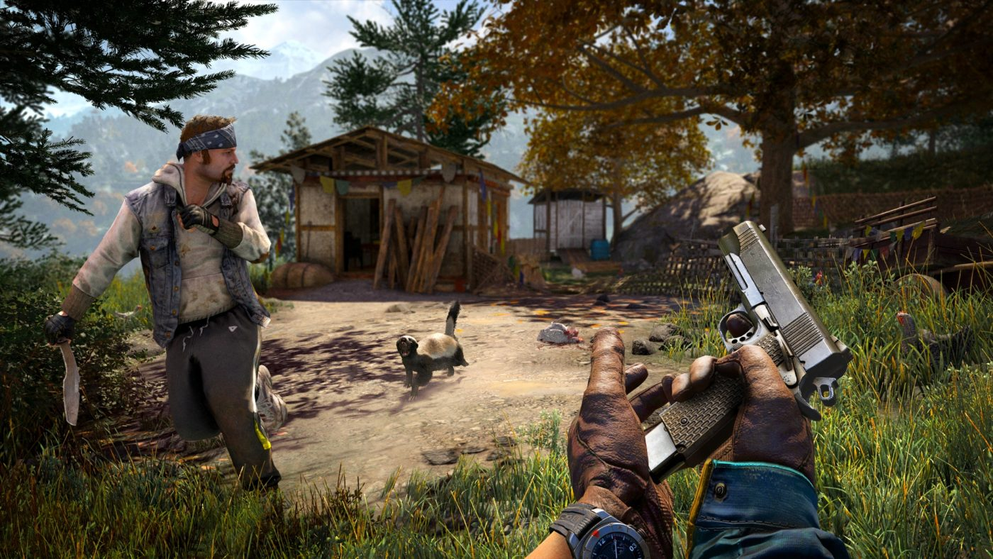 How to download far cry 4 gold edition v 1. 10 + all dlcs just 10. 8.