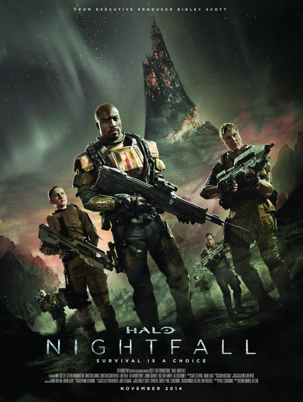 , Agent Locke Is a Playable Character in Halo 5: Guardians, More Details on Halo: Nightfall, MP1st, MP1st