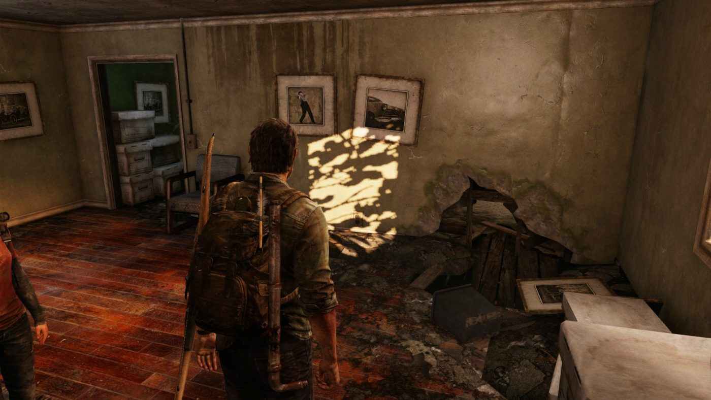 The Last of Us: Remastered 30 Vs  60 FPS Post Patch Screenshots