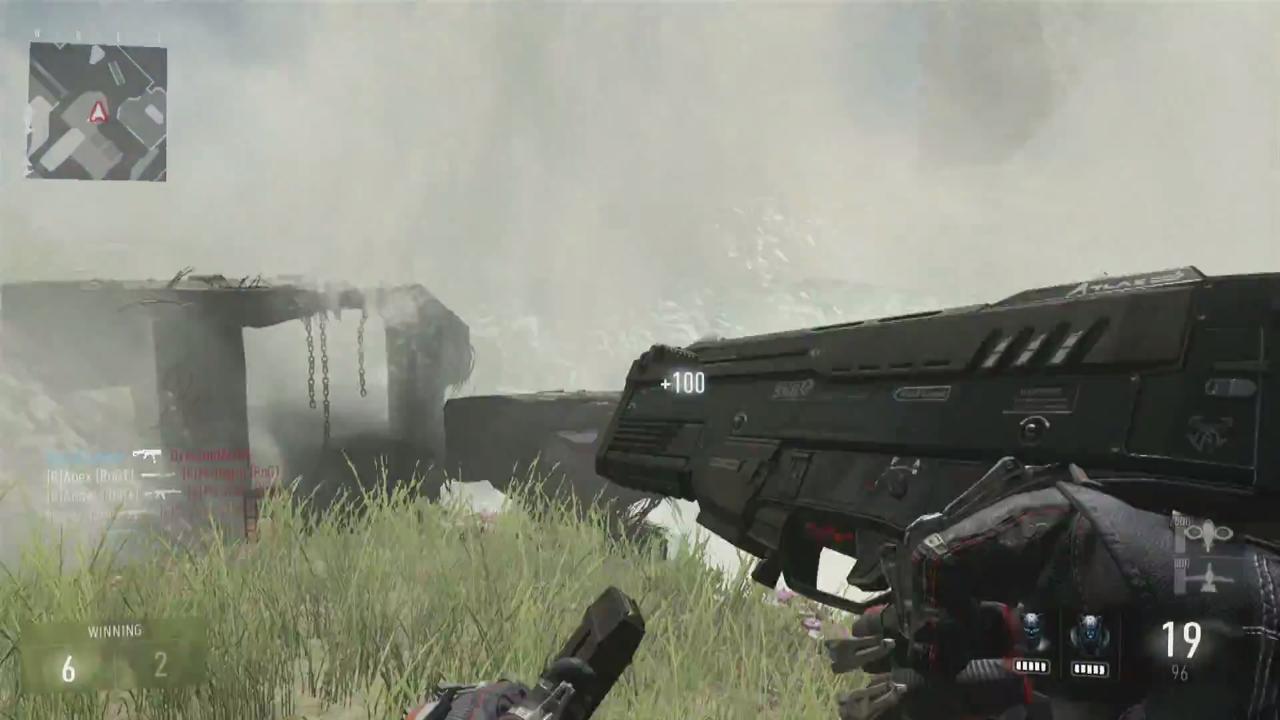 Advanced Warfare Multiplayer Teaser Analysis - Exo-Suit
