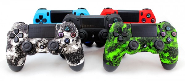 , SCUF 4PS Competitive PlayStation 4 Controller Begins Shipping Next Month, MP1st, MP1st