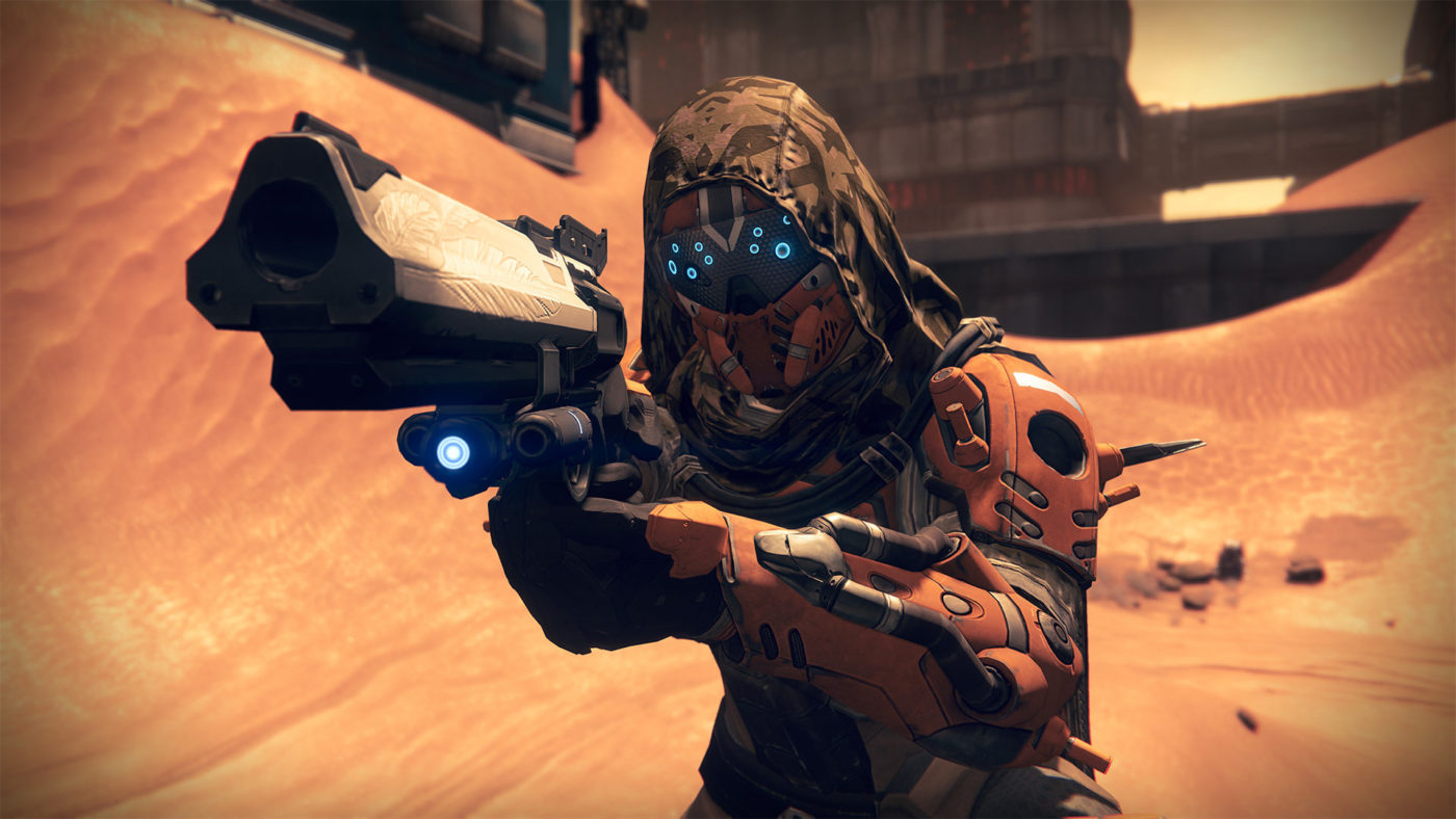 Destiny details and high resolution images of playstation exclusive