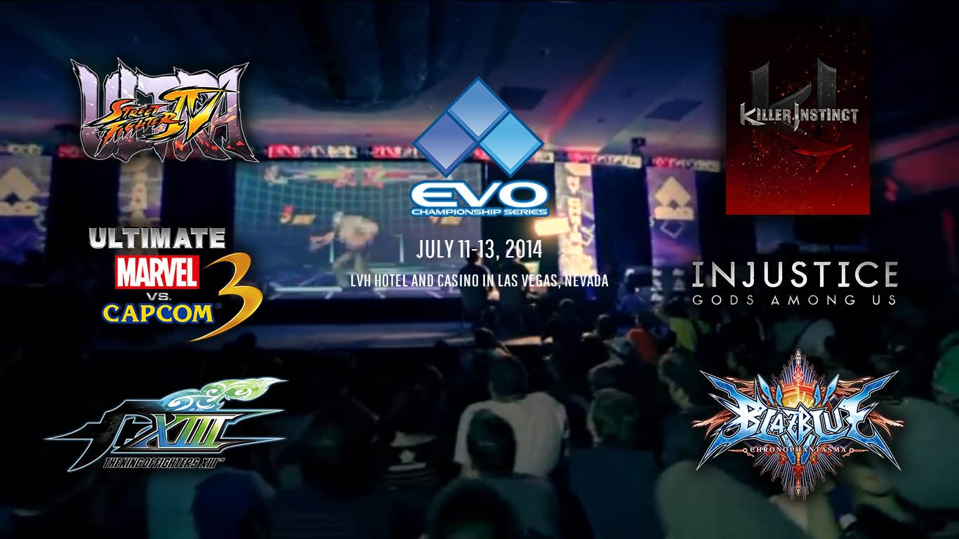 Watch The Evolution Fighting Championship 2014 This Weekend
