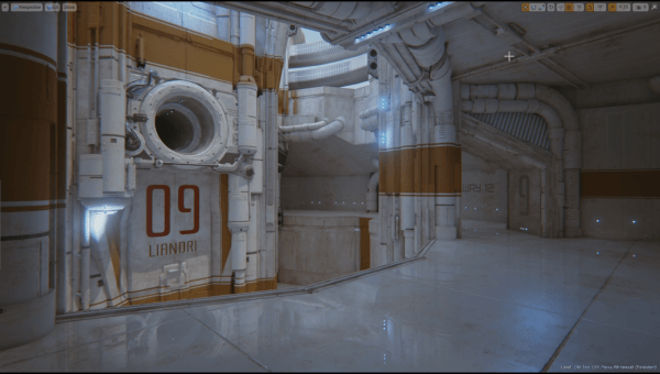 , First Unreal Tournament Concepts Unveil New Level and Character Designs, MP1st, MP1st