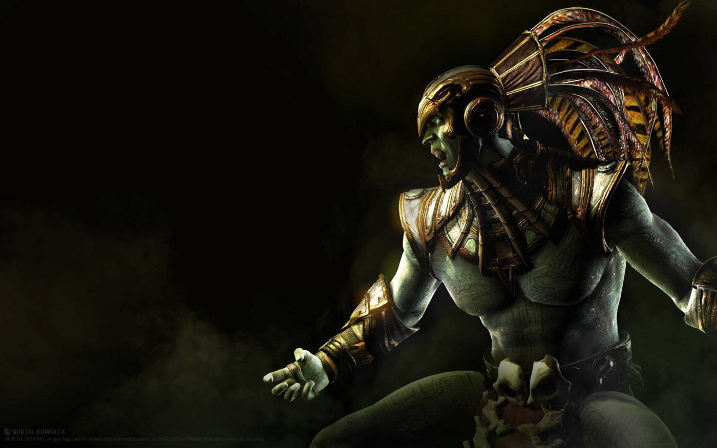 Mortal Kombat X - Possible Character Reveal At Evo 2014