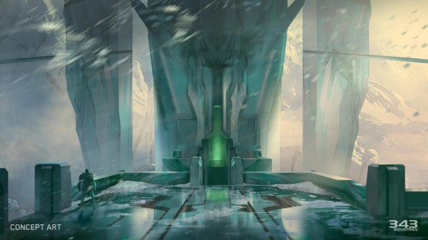 , Lockout is Halo 2 Anniversary's Fifth Map Remake, New Footage, Images and Art, MP1st, MP1st