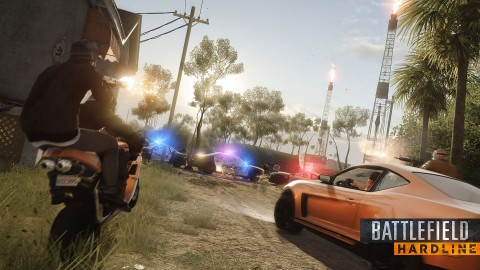 How to Play Battlefield Hardline's New Hotwire Game Mode