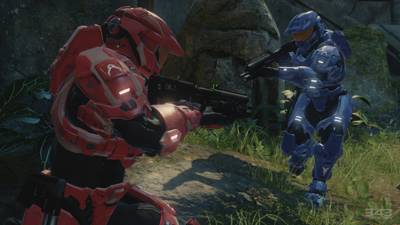 343 Industries Explains Halo The Master Chief Collection