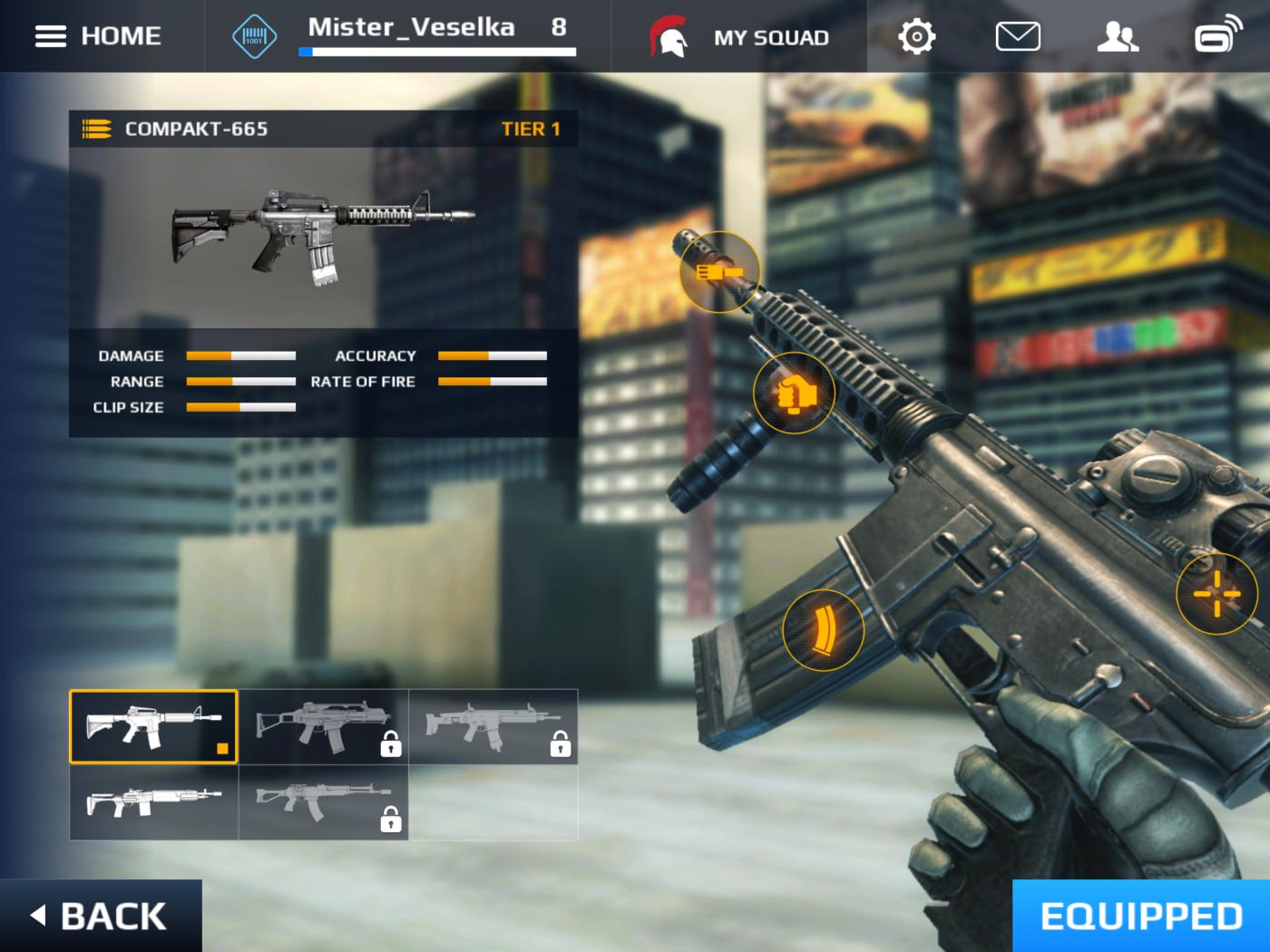 modern combat 5 blackout review top notch mobile fps