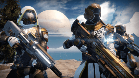 You'll Have One Week To Complete a Raid in Destiny, More End Game Details Surface