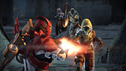 Destiny's Inferno PvP Playlist Is Inbound, Latest Companion App Update Lets You Manage Vault Space