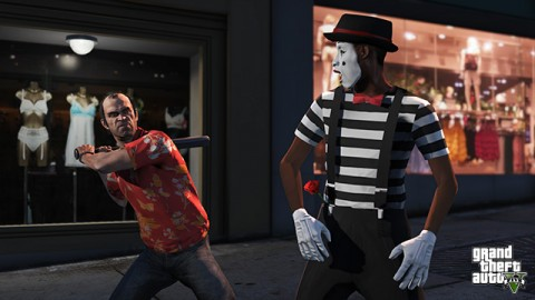 Rumor – First Person POV Coming To Next-Gen Grand Theft Auto