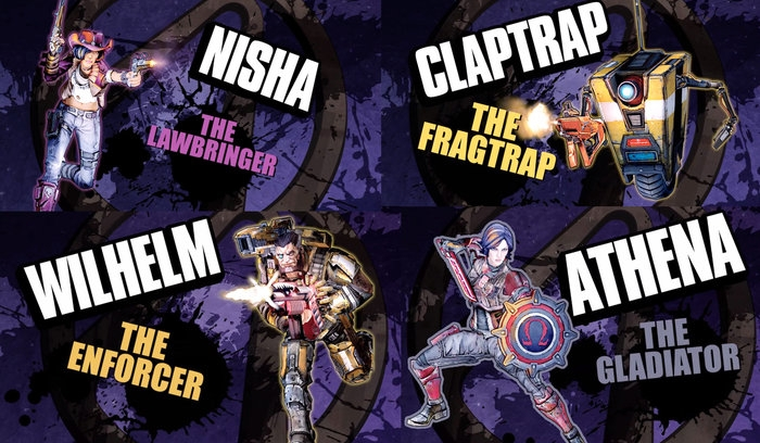 Check Out All Customization Options In Borderlands: The Pre