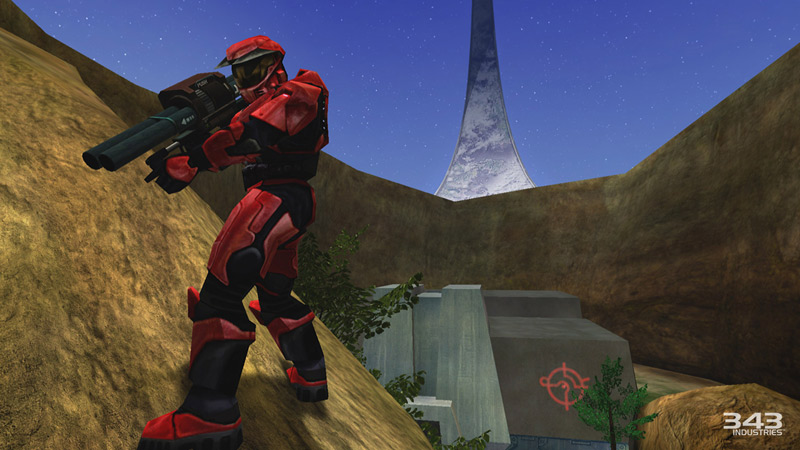 New Halo Combat Evolved Screens And Details From The Master