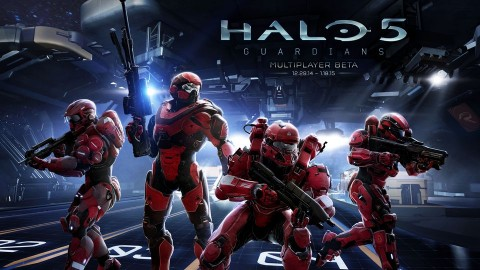 Halo 5: Guardians Beta Early Access Starts Tomorrow For Xbox One Preview Participants