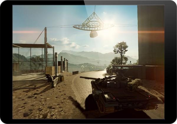 , Frostbite Devs Get Parts of Battlefield 4 Running On iOS, MP1st, MP1st