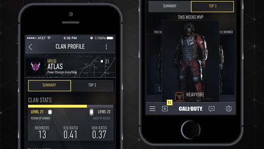 Where To Find Call Of Duty Advanced Warfare S Companion App Now Live