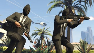 Grand Theft Auto Online Heists Are Finally Revealed, Watch The Debut Trailer
