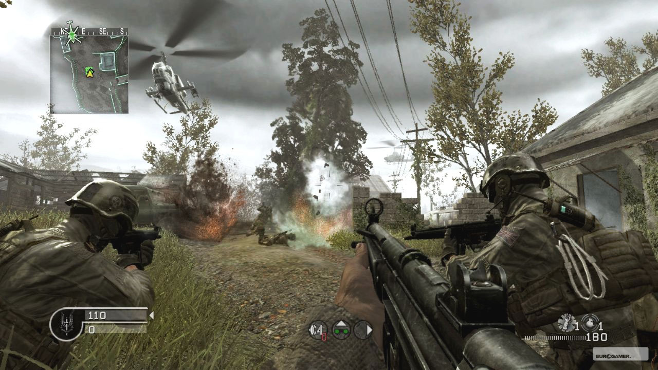 Call of duty 4 download mac | Call of Duty 4 Patch for Mac