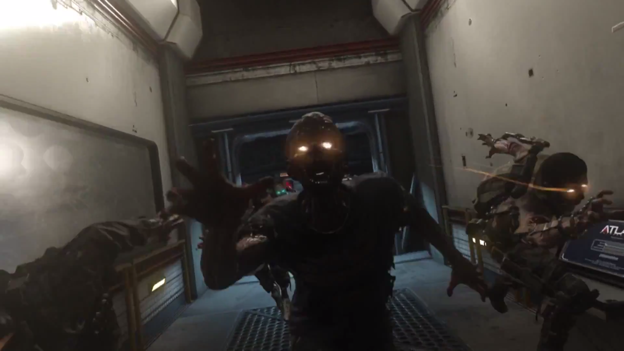 Watch The New Call of Duty: Advanced Warfare Exo Zombies ...