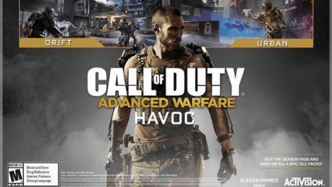 New COD: Advanced Warfare Havoc Map Pack Details Emerge, Map Names Call Of Duty Advanced Warfare Map Pack Release Dates on