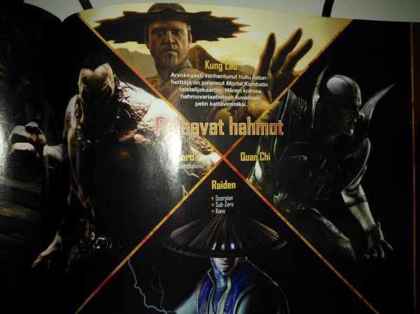 , Mortal Kombat X – First Online Details Revealed, Kung Lao Returns As A Playable Character, MP1st, MP1st