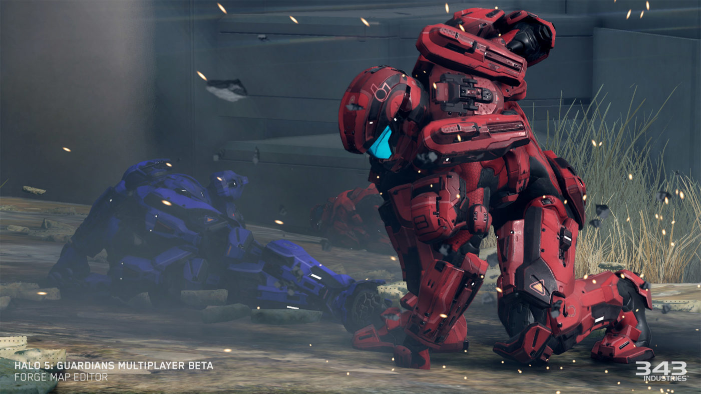Final Week of Halo 5: Guardians Multiplayer Beta Adds New