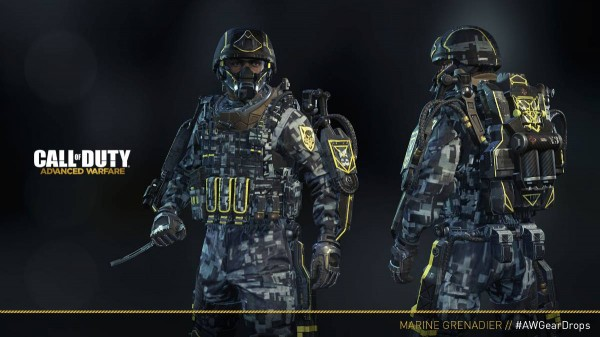 , COD: Advanced Warfare – Double XP Gun Game, One Shot Mosh Pit, and New Gear Drops Arrive For The Weekend, MP1st, MP1st