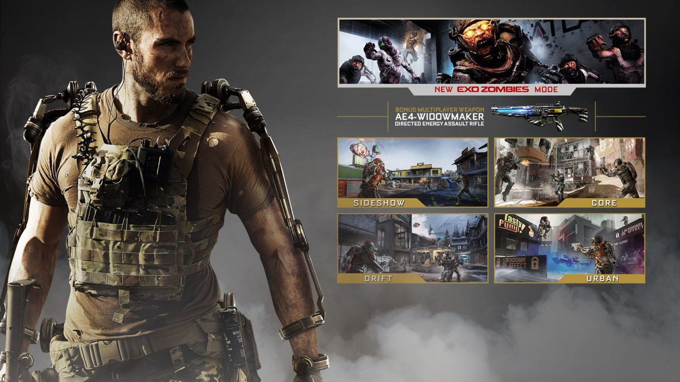 call of duty advanced warfare havoc dlc launches on psn pc release moves to march 3