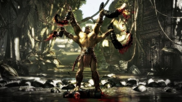 , Leaked Mortal Kombat X Image Reveals In-Game Goro, Achievements And Trophies Outed, MP1st, MP1st