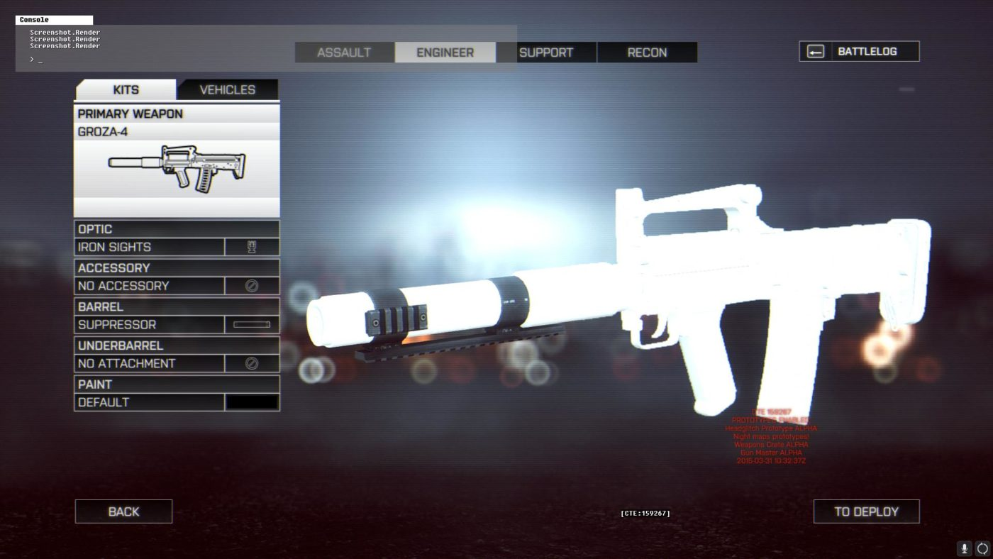 Best support weapons/guns AFTER PATCHES April