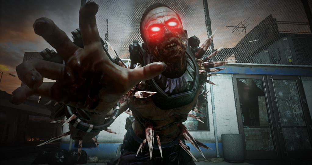 Advanced Warfare Exo Zombies Infection Dlc New Environments Weapons And Enemies Teased Mp1st