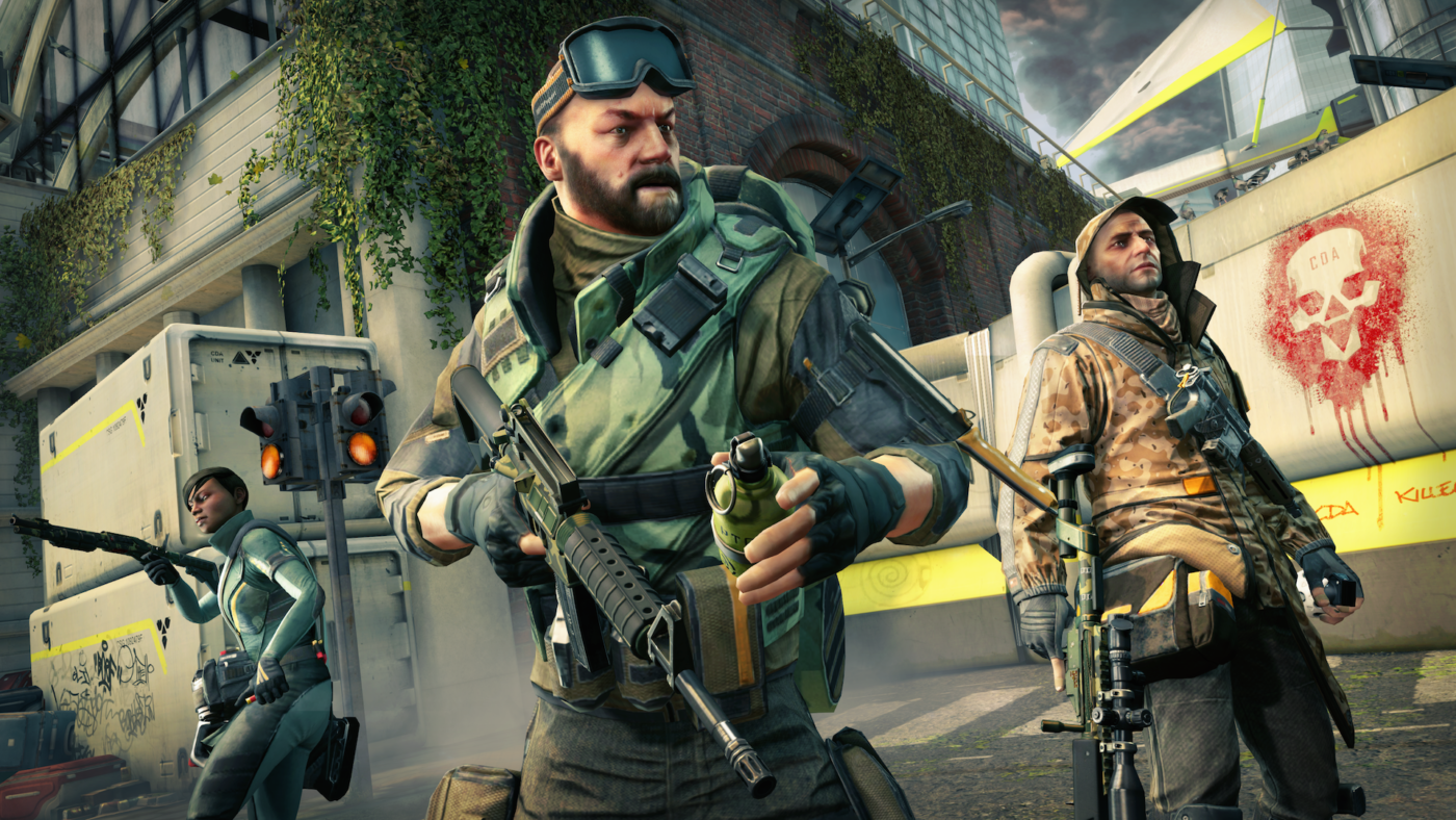 Dirty Bomb Launches Into Second Beta With New Trailer Mp1st