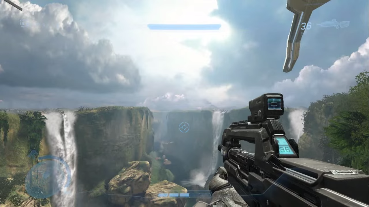 Halo Online Gameplay Leaks New Video Reveals Maps And Weapons Mp1st