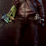 , Unlock Requirements For Battlefield Hardline's Dinosaur And Wolf Masks Revealed, MP1st, MP1st