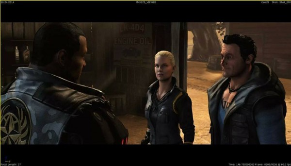 , Mortal Kombat X Character Kenshi Possibly Leaked, First Images Of Jax, Johnny, and Sonya Appear, MP1st, MP1st