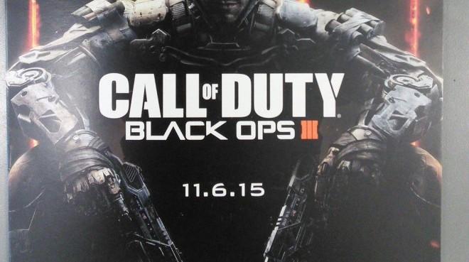 Black ops 3 release date