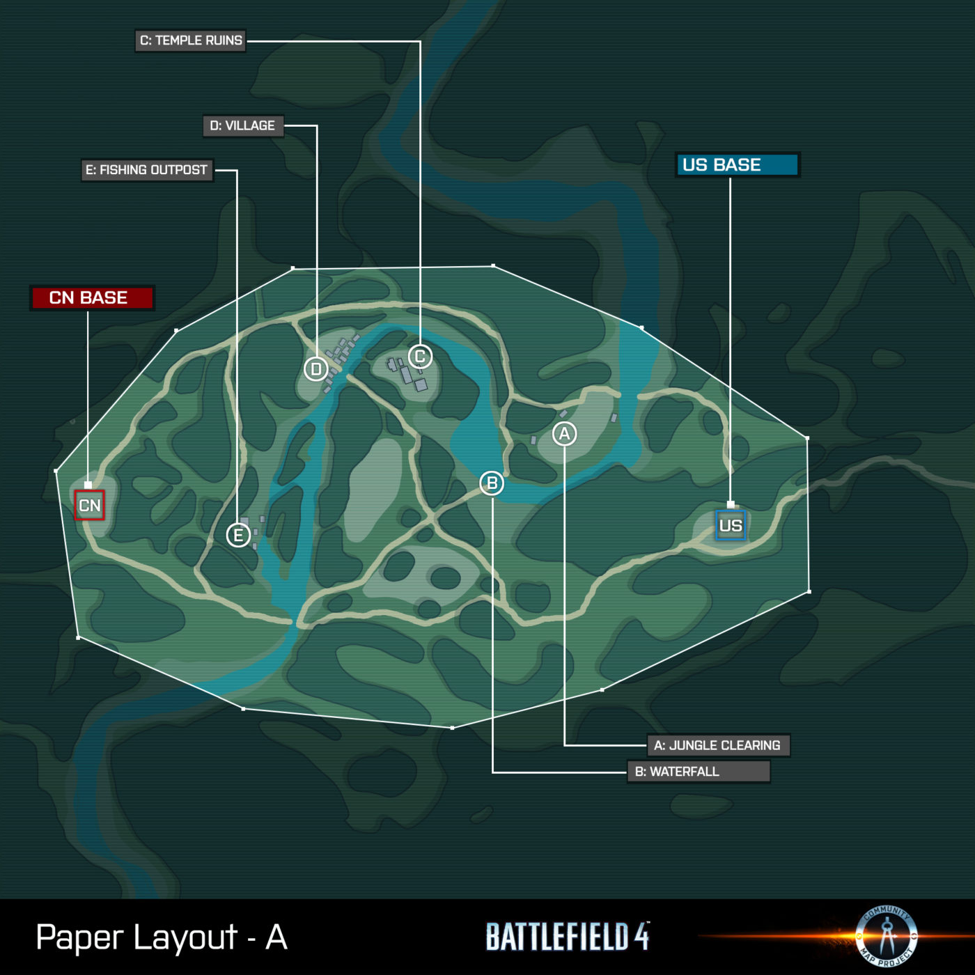 Battlefield 4 39 S Community Map Project Needs Your Help To Choose A Jungle Layout Mp1st