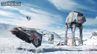 The Star Wars Battlefront Reveal Trailer Is Here, Deluxe Edition Announced