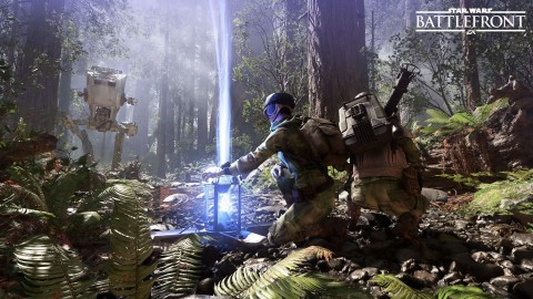 New Star Wars Battlefront Gameplay Details – 60 FPS on PS4, ADS In 1st-Person Mode, No 3D-Spotting, UI Info, & More