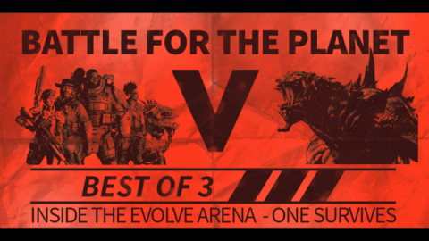 Evolve's Free Arena Mode Update Arrives Today, Watch The New Gameplay Trailer