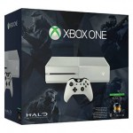 , White Xbox One Plus Halo: The Master Chief Collection Bundle Arrives In US This Month, MP1st, MP1st