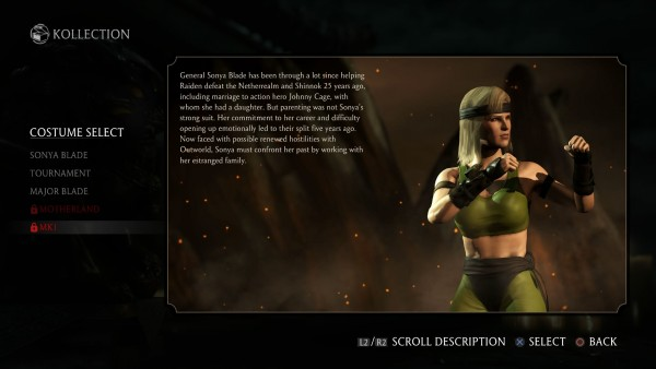 Mortal Kombat X - DLC Character Tanya To Arrive June 2 For Kombat